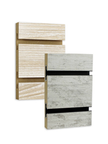 Slatwall panels and accessories