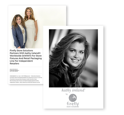 kathy ireland® by Firefly Store Solutions