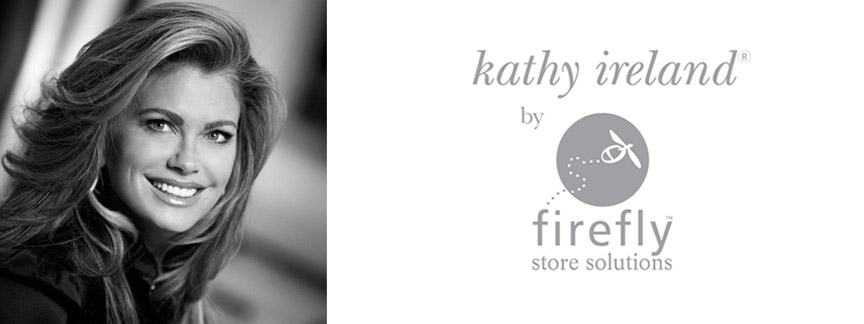 kathy ireland® by Firefly Store Solutions product line