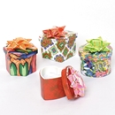 Jewelry box paper covered mini