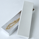 Jewelry box necklace White