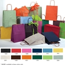 16x6x19 Natural tint shopping bag