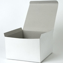 9x9x5.5 White 1pc Gift box