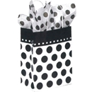 Domino Dots Shopping Bag