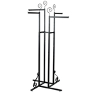 Blk, Boutique 4-Way, Rack