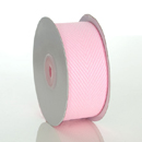 Pink Herringbone Ribbon