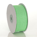 Green Herringbione Ribbon