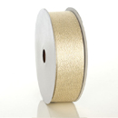 Gold Dust Luxe Metallic Ribbon 1-1/2""