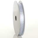Silver Luxe Metallic Ribbon 5/8""