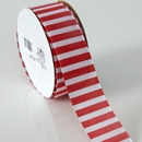 Cabana stripe ribbon red