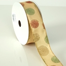 Whirlwind ribbon gold