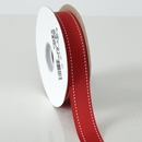 Stitches ribbon red