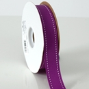 Stitches ribbon royal orchid