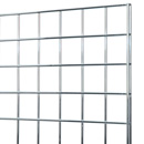 Chrome grid panel 2x6