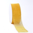 Chiffon ribbon yellow