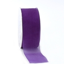 Chiffon ribbon purple