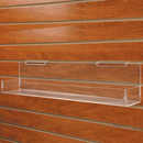 4Wx23.75L Shelf with protected edge