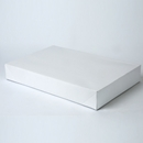 17x11x2.5  White apparel box