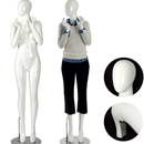 white female mannequin