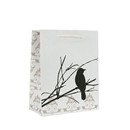 8x4x10 Shopping bag bird