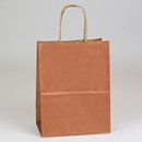 Copper penny tint Paper Shopping Bag 8 x 4-3/4 x 10-1/2