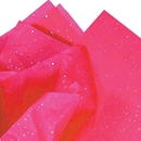 Gemstone Tissue Hot Pink