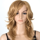 Blonde Female Wig