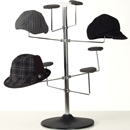 Hat display counter