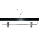 Black wooden Pant/Skirt hanger