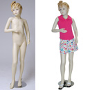 girl 10-11yr child mannequin