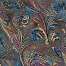 marbled feathers jewelers rolls
