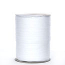 Ribbon paper wraphia white