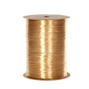 Ribbon pearlized wraphia gold