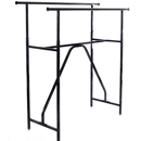 Double Bar Rack Black