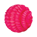 cerise paper sphere hanging paper decorations