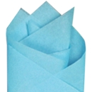 Lt. blue tissue
