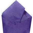Purple tissue