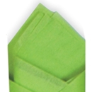 Lime tissue paper