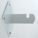 Grid wall bracket white