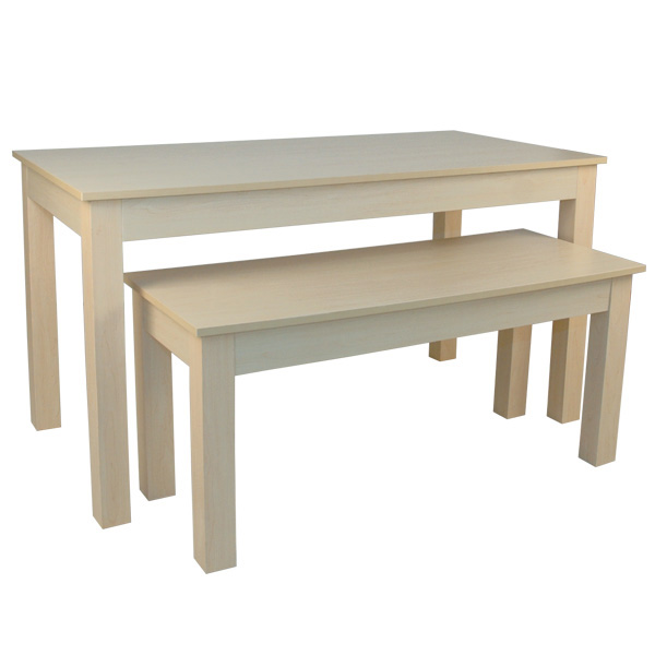Maple Two Piece Nesting | Display Table