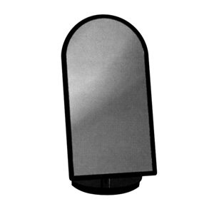Counter swivel  mirror