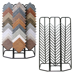 Triple Tile Rack Tile And Carpet Racks 44trh Firefly