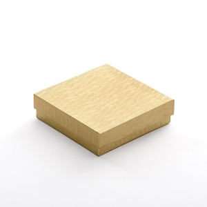 Jewelry box compact Gold