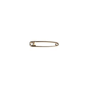 10 Gross,Gold Safety Pin 7/8""