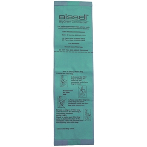 bissell replacement filter bags