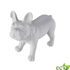 Bulldog Form White
