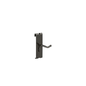 Grid hook 2 inch black