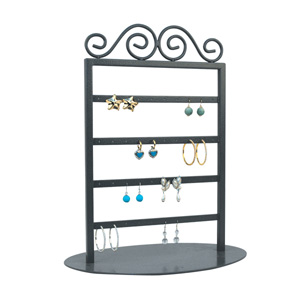 Boutique earring rack