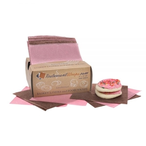 Strawberry & Chocolate Bakery Tissue