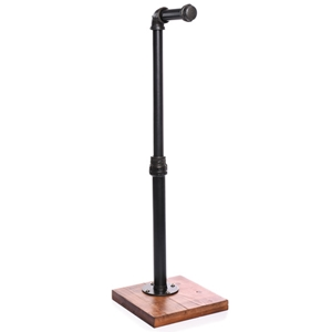 Industrial piping Handbag Display Stand